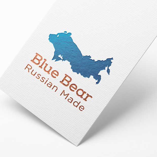 Logo Bluebear