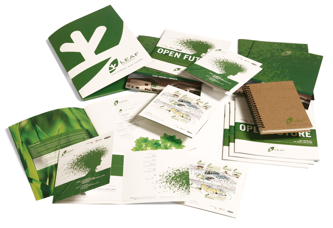 Corporate Identity Leaf