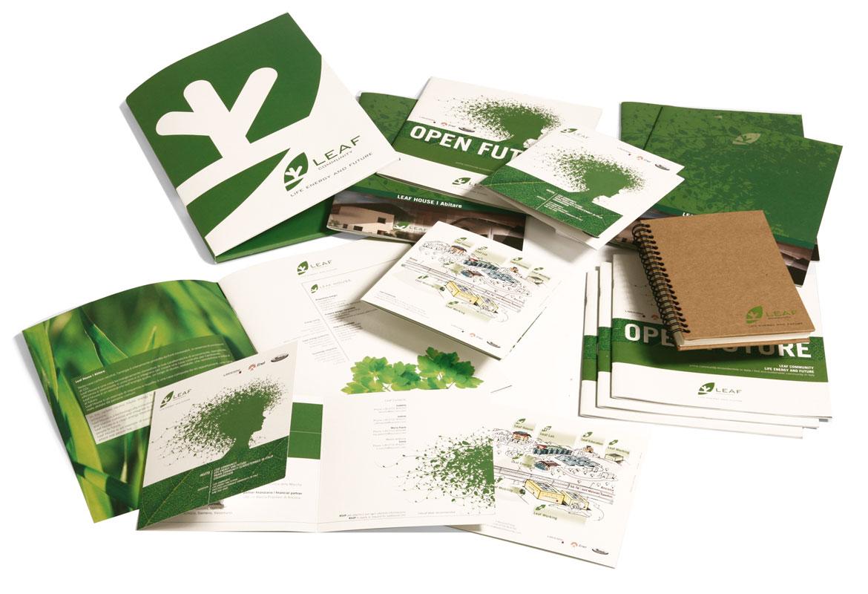Corporate Identity Leaf