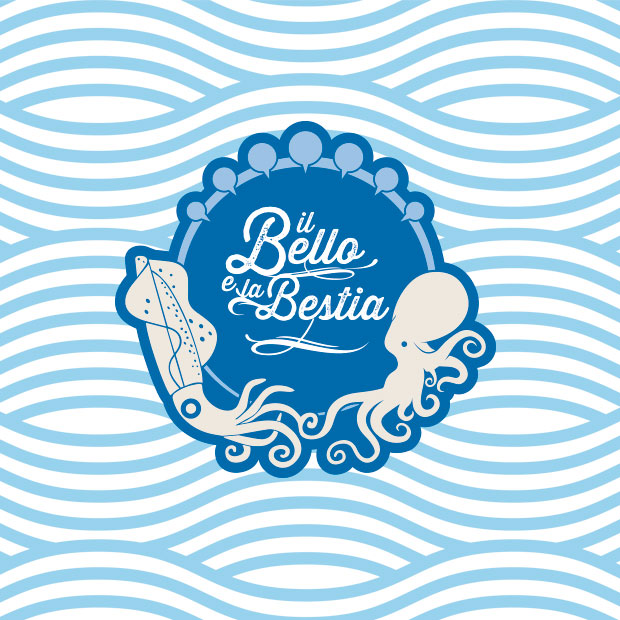 Logo Il Bello e la Bestia