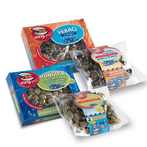 Packaging Vongopla