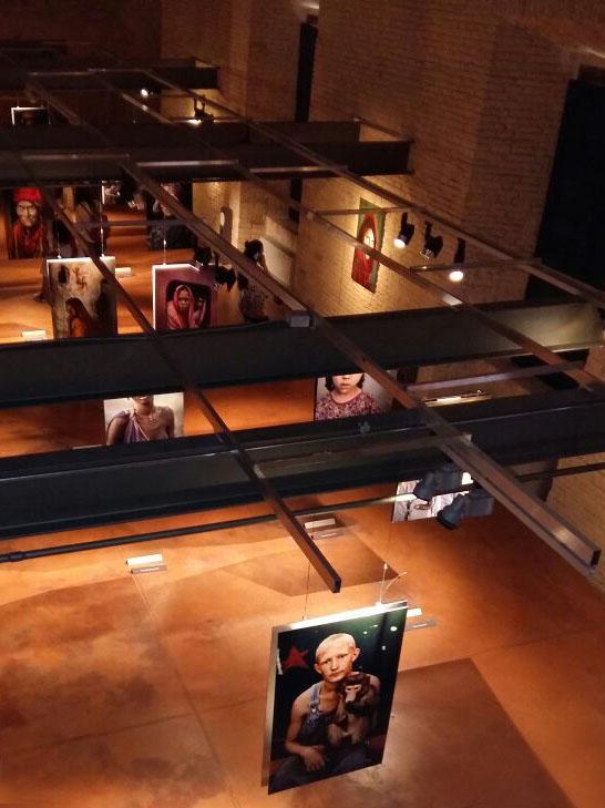Il nostro primomaggio qui ad ancona per la mostra di for Steve mccurry ancona