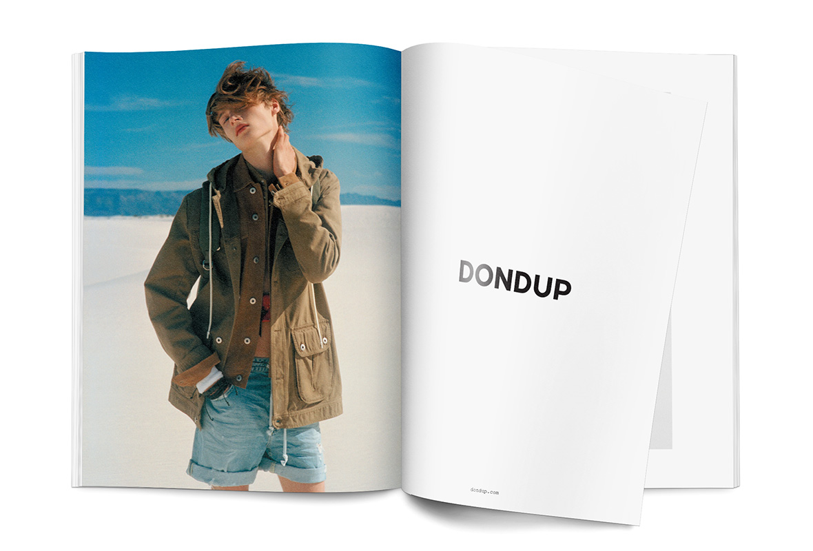 c0c2be884c Comunicazione Advertising PluraleCom per Dondup