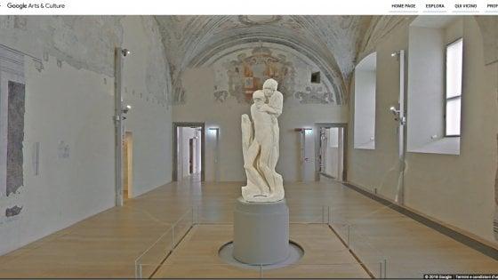 Lista musei aperti online