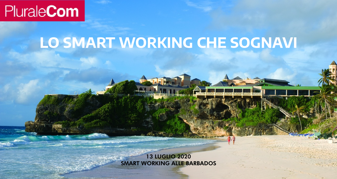 Barbados in Smart Working