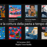 Barilla Playlist pasta